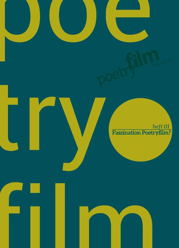 Poetryfilm Magazin #1